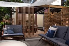Outdoor modern paraggi collection furniture for lounge sunny days - Home Decorating Trends - Homedit Modern Outdoor Lounge Furniture, Contemporary Living Room Furniture, Rustic Furniture, Antique Furniture, Outdoor Seating, Outdoor Sofa, Outdoor Living, Outdoor Decor, Vintage Modern Living Room
