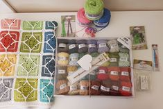 Vinnis Nikkim 100% Cotton - Mini Skeins Crochet Classes, Crochet Projects, Cape Town, Gift Wrapping, Holiday Decor, Mini, Cotton, Gifts, Home Decor