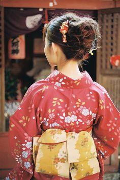 ileftmyheartintokyo: きみのせなか by −シゲ− on Flickr.