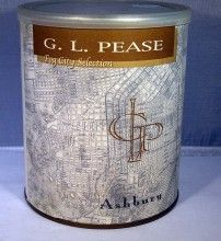 G.L.Pease Ashbury 8 OZ. Tin 2005, Vintage, New, Sealed, Unopened (2190) } Visit estatebriarpipes.com and view our estate pipes and collectible vintage tins.