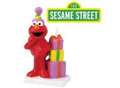 Elmo Birthday Candle | Whish.ca