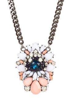 Luxe Pendant Chain Necklace
