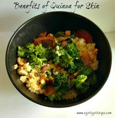 Benefits of Quinoa for Skin - A Girl's Gotta Spa! ®