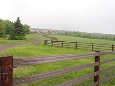 Vinyl Fencing For Horses great visual, physical and mental barrier for the safety of your