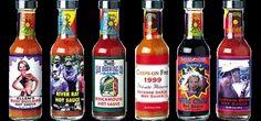 Hot Sauce, Hot Sauce Gifts, Hot Pepper Sauce, Hot Wing Sauce & BBQ Sauce