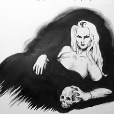 Zeena Schreck  by Stephen Bower