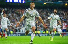 Chicharito ghi bàn ở phút 88 giúp Real hạ Atletico 1-0 ở tứ kết lượt về hôm qua 22/4. Đó cũng là tỷ số chung cuộc, giúp nhà ĐKVĐ Champions League nuôi tiếp hy vọng bảo vệ ngôi báu.