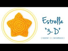 #Estrella 3-D (tridimensional) a #Crochet | #PatronesValhalla
