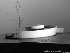 Meditation Space, Boldern - Explore, Collect and Source architecture