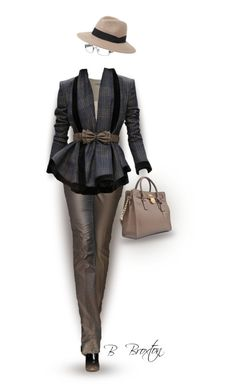 """""""Office Wear"""" by bbroxton ❤ liked on Polyvore"""