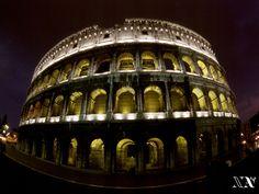 Maravillas del mundo (Coliceo Romano- Roma)