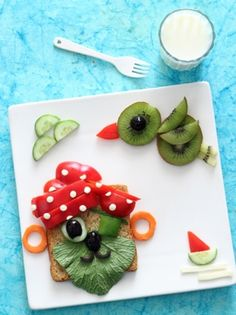 How to Make a Pirate-Themed Lunch for Kids Recipe | SnapGuide
