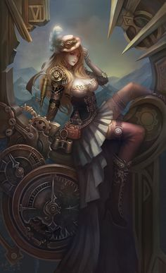 ArtStation - Melody's Art, Melody Wang