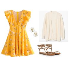 How & Why to Dress Like You're Going to Run Into Your Worst Enemy - College Fashion Summer Outfits Women Over 40, Summer Dress Outfits, Girly Outfits, Casual Dresses, Casual Outfits, Fashion Outfits, Casual Clothes, Fashion Men, Sundress Outfit