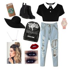 """Picnic with bae"" by tamikanguyen on Polyvore"