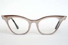 Cat eye glasse/vintage 50's