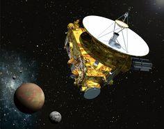 El despertar de New Horizons