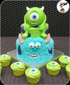 корпорация монстров торт: 13 тыс изображений найдено в Яндекс.Картинках