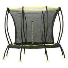 8' Atmos Round Trampoline with Enclosure