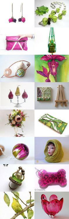 Autumn Gifts by Marlena Rakoczy on Etsy--Pinned with TreasuryPin.com