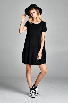 FashionGo is an online wholesale clothing marketplace where hundreds of manufacturers and wholesalers provide clothing, apparel, accessories, shoes, handbags and a variety of fashion related items. Tag Online, Wholesale Clothing, Swing Dress, Boutique, T Shirt, How To Wear, Clothes, Skylark, Black