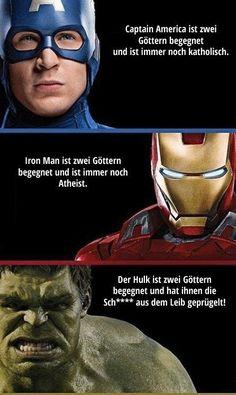 Die Avengers und ihre Religion - Story des Tages 05.01.2016 | Funcloud