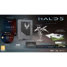 Halo 5 - Guardians - Limited Edition.  Des attaques surprises lancées contre les colonies menacent la paix... mais le plus grand héros qu'ait connu l'humanité manque à l'appel. Il incombe à un nouveau Spartan de retrouver le Major et de résoudre un mystère qui met en péril l'avenir de toute la galaxie.