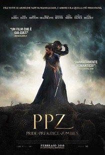 PPZ – Pride + Prejudice + Zombies (2016) streaming HD