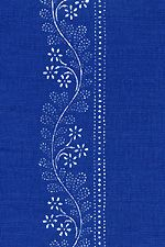 Kekfesto Cotton provides a vast range of hand-printed blue dyed fabrics imported from Hungary - perfect for patchwork and quilting. Simple Embroidery Designs, Batik Pattern, Mood Indigo, Border Design, Shades Of Blue, Hand Embroidery, Printing On Fabric, Dots, Blue Prints