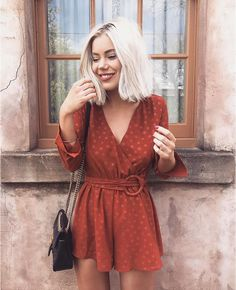 Something was funny 😜 Wearing 🍊 Cozy Winter Outfits, Fall Outfits, Summer Outfits, Cute Outfits, Girl Fashion, Fashion Looks, Fashion Outfits, Womens Fashion, Laura Jade Stone