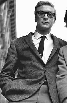 Michael Caine, 1966. ☀
