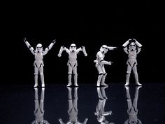 Star Wars. YMCA