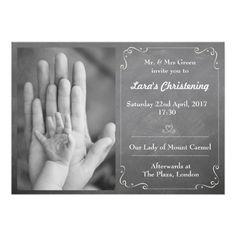 Shop Christening and Baptism Invitation created by RSVP_Invitations. Baptism Invitation For Boys, Christening Invitations Boy, Christening Decorations, Christening Favors, Baptism Favors, Baby Boy Christening Cake, Baptism Party, Baby Christening, Invitation Card Sample