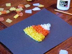 Halloween crafts by morgan