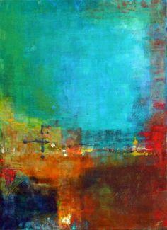 "Saatchi Online Artist Ana Elisa Benavent; Painting, ""Persistence or Stubbornness?"" #art"