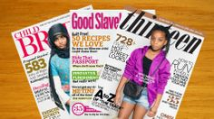 Walk Free  · 6. marts 2014     .  If there were magazines about #ForcedChildMarriage, #DomesticSlavery and #ChildSexSlavery they might look like this.
