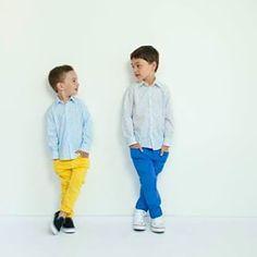 monsinior Kids Shirt Model Sam & Darel #monsinior#koszuledziecięce#monsinior.pl