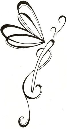 Image result for Dragonfly Drawings Beautiful Pencil