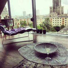 Cosmopolitan building @ Warsaw