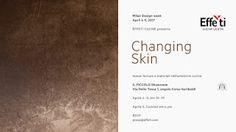 EVENTO - Effeti cucine - changing skin @ Piccolo Showroom www. Milano Design Week .org