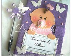 Notebook Tea Anyasági és Baby Girl