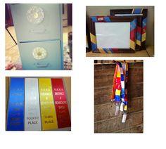 16 Uses for Horse Show Ribbons via horsesandheels.com