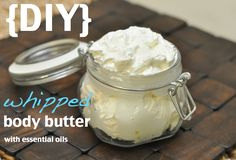 Making your own lotion is fun and easy!   Check out our blog post to learn how you can make your own luxurious whipped body butter using just a few simple ingredients and essential oils: http://doterrablog.com/diy-whipped-body-butter