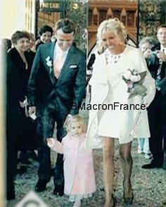 comment brigitte trogneux vit la diff rence d 39 ge avec son mari emmanuel macron photos. Black Bedroom Furniture Sets. Home Design Ideas