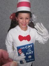 Celebrating Dr. Seuss in preschool - Read Across America Day