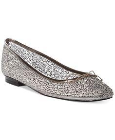 Adrianna Papell Zoe Evening Ballet Flats - Flats - Shoes - Macy's