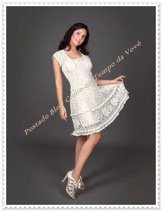 Como No Tempo da Vovó: Vestidos