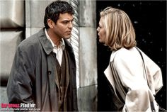 michelle pfeiffer & george clooney