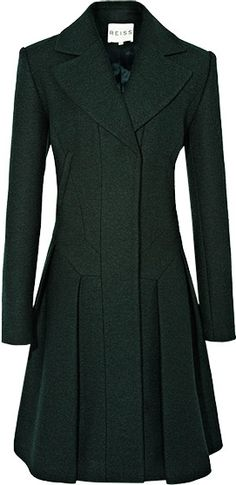 Reiss Fit and Flare Coat