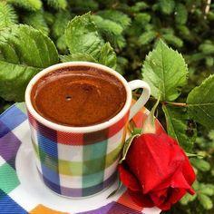 ☆ # KAHVETÜRK #(@kahveturk):「 Çok güzel... @kahvesahane sunumudur... #turkkahvesi #turkishcoffee #kahve 」